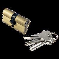 Ключевой цилиндр Morelli 50C AB (50 мм, цвет: бронза)