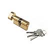 Ключевой цилиндр Morelli 60CK PG (60 мм, цвет: золото)
