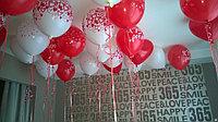 Гелиевые шары на День Святого Валентина в Павлодаре, фото 1
