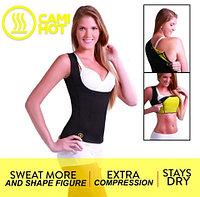Майка-корсет CAMI HOT для похудения от Hot Shapers (XXL)