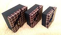 "Набор подарочных коробок ""THINK""№2, фото 1"