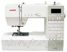 Компьютеризированная швейная машинка Janome DC 6030