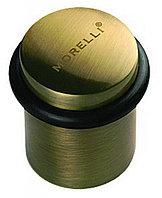Дверной ограничитель Morelli DS3 AB (цвет: бронза), фото 1