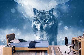 Фотообои Волк