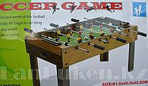"Настольная игра ""Футбол (Novel Style SUPERIOR Football Fan), кикер"