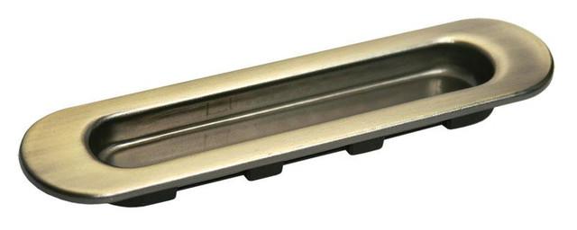 Ручка для раздвижных дверей Morelli MHS150 AB