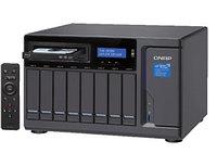 QNAP TVS-882BR - сетевое хранилище с отсеком для оптического привода
