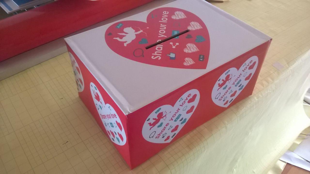 Изготовление коробочек по индивидуальному заказу