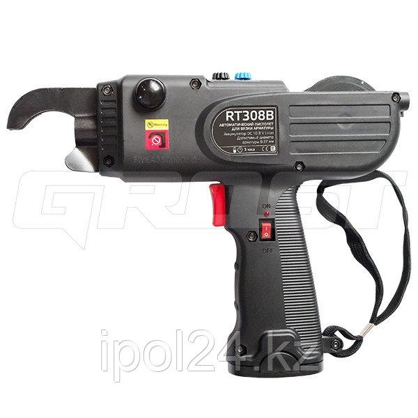 GROST Пистолет для вязки арматуры RT 308 C