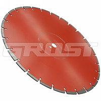 Диск для швонарезчика D500 мм (500*25,4*4.2*10) GROST Диск для швонарезчика D500 мм (500*25,4*4.2*10) GrOST