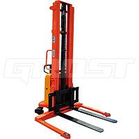 Штабелер с электроподъемом GROST HED 15/30WL
