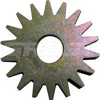 Звездочка стальная острозубая для фрезеровальных машин GROST Звездочка стальная острозубая для фрезеровальных