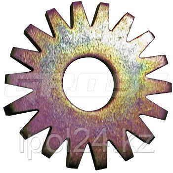 Lonchin Звездочка стальная плоскозубая для фрезеровальных машин GROST