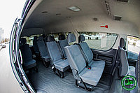 Аренда микроавтобуса Toyota Hiace без посредников