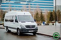 Аренда микроавтобуса Mercedes Sprinter без посредников