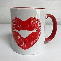 Фото и надпись на кружки, кружки 14 февраля, кружки день влюбленных, подарок на 14 февраль
