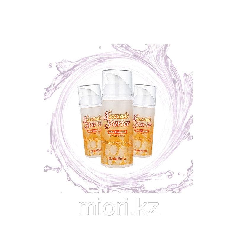 Увлажняющий стартер Holika Holika 3 seconds moisturizing starter Vita Complex