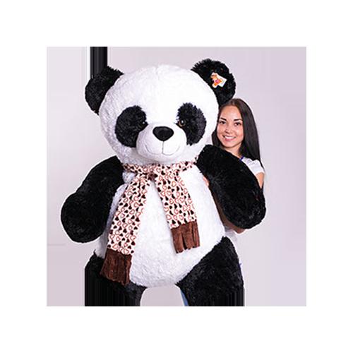 плюшевый панда 170 см