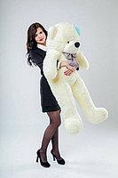 Плюшевый мишка Boyds 140 см (белый, кремовый, бурый), фото 1