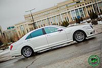 Аренда Mercedes Benz w221. Трансфер!