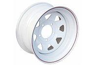 Диск стальной ORW Navara/Pathfinder 16x8 6x114.3 d66,1 ET 0 белый