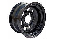 Диск стальной ORW Toyota,Nissan 17x7 6x139.7 d110 ET+30 черный №20
