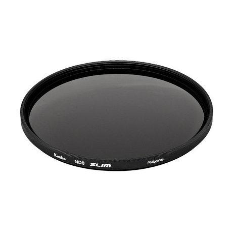 Фильтр для объектива Kenko 72S ND8 SLIM Нейтрально-серый, фото 2