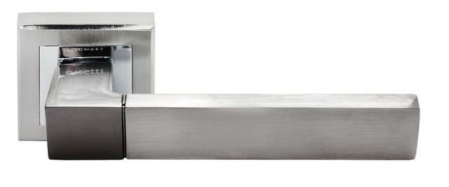 Дверная ручка Rucetti RAP 16-S SN