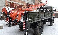Запчасти для бурильной машины БКМ-302