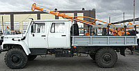 Запчасти для бурильной машины БКМ-317
