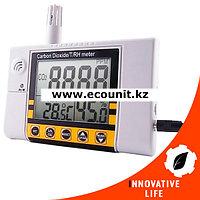 Анализатор углекислого газа (СО2), влажности и температуры в помещении