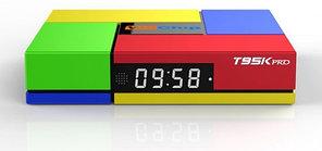 TV BOX T95K PRO с необычным дизайном на Amlogic S912