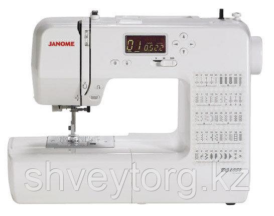 Компьютеризированная швейная машина Janome DC 1050