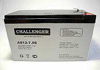 Аккумуляторная батарея Challenger AS12-7.0 (AGM)