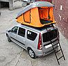Багажный бокс-палатка на крышу автомобиля