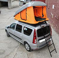 Багажный бокс-палатка на крышу автомобиля, фото 1