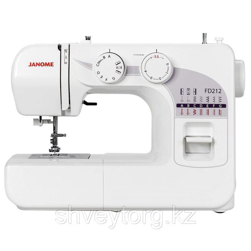 Бытовая швейная машина Janome FD 212