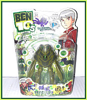 Фигурка героя Ben10