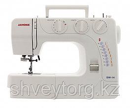 Бытовая швейная машина Janome SW 14