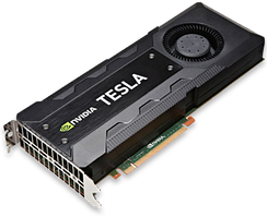 Графический ускоритель NVIDIA Tesla K40M 12GB GDDR5 PCIe 3.0