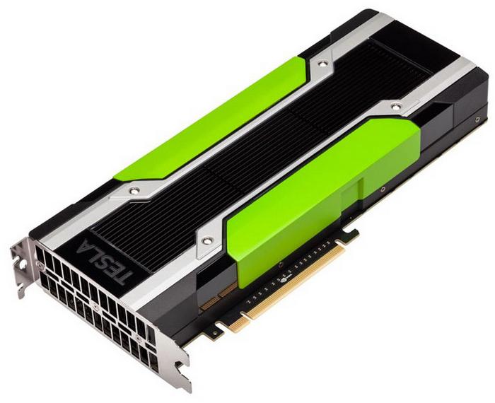 Графический ускоритель NVIDIA Tesla P100 12GB CoWoS HBM2 PCIe 3.0