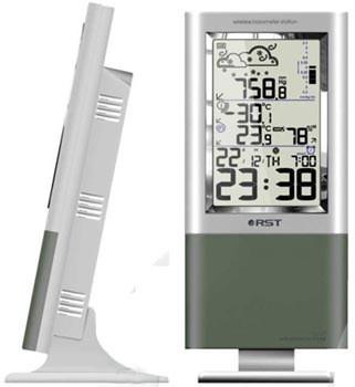 """Стильный дизайн цифровой метеостанции """"Meteolink"""" RST 02557 (кликните для увеличения по фото)"""