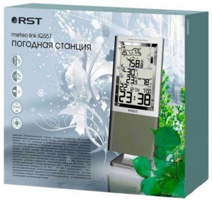 """Метеостанция """"Meteolink"""" RST 02557 в компактной коробке"""