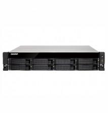 Система хранения данных QNAP TS-EC880U-E3-4GE-R2
