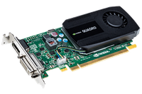 Видеокарта NVIDIA PNY Quadro K420 2GB DDR3 PCIe 2.0