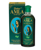 Масло для волос Амла DABUR AMLA HAIR OIL 200 мл