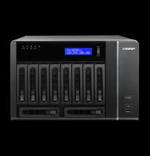 Система хранения данных QNAP TVS-EC1080-E3-16G