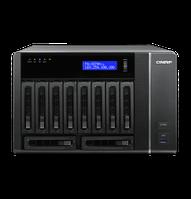 Система хранения данных QNAP TVS-EC1080-E3-8G
