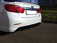 Диффузор/Накладка заднего бампера Toyota Camry 50/Тойота Камри 50, фото 1