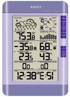 """Профессиональная метеостанция """"Meteoscan Pro 929"""" RST 02929 отлично подойдет для интерьера Вашего дома и офиса!"""